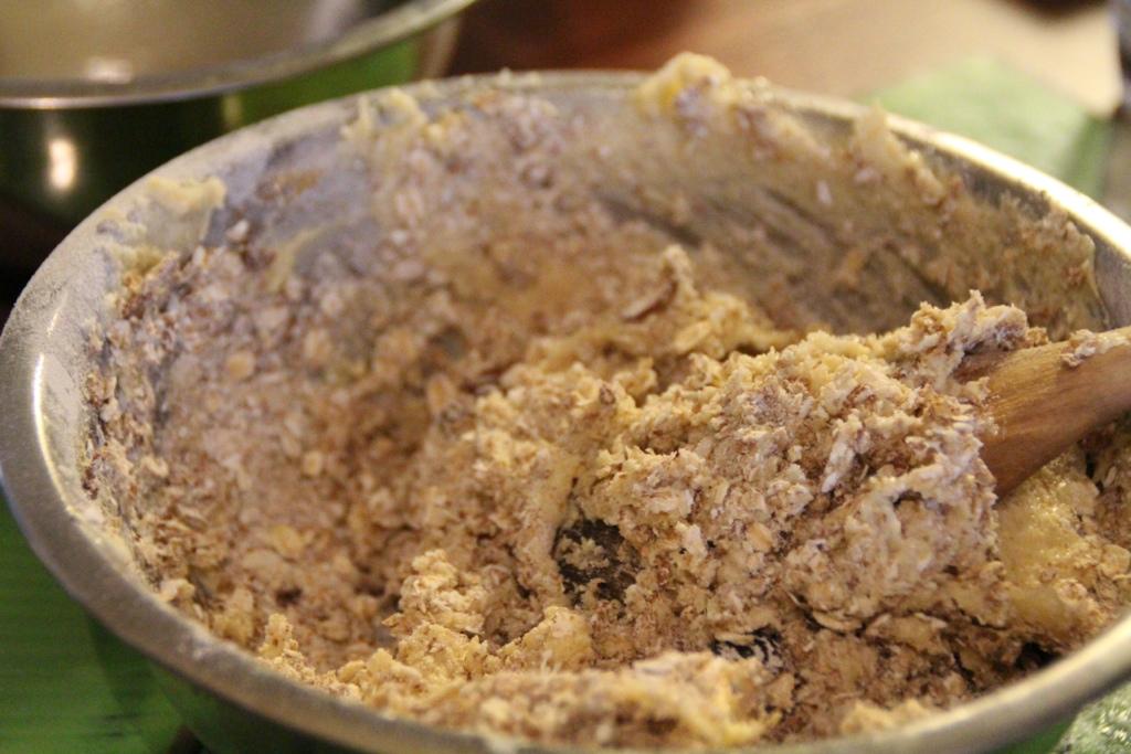 Cookies c r ales caramel beurre sal et noix de p can for Quand ramasser les noix